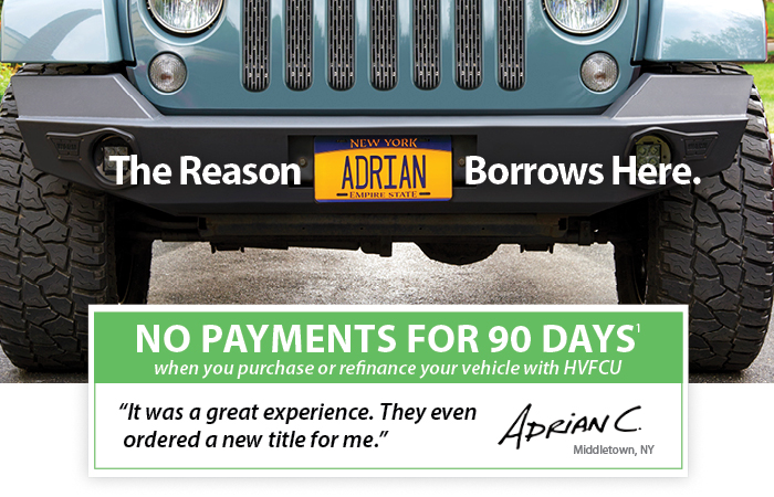 Auto Loans Hudson Valley Credit Union
