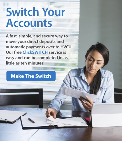 Switch Your Accounts. Click here to Make The Switch.